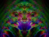 Way Over the Rainbow by jswgpb, Abstract->Fractal gallery
