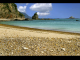 a beach on the island of okinawa by jeenie11, Photography->Shorelines gallery