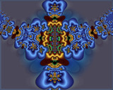Royal Totem by Frankief, Abstract->Fractal gallery