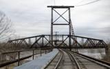 Swing Bridge by 0930_23, photography->bridges gallery