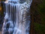 Burgess Falls in December by charlescurtis, Photography->Waterfalls gallery