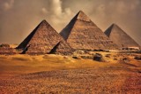 Pyramids of Giza by WTFlack, photography->castles/ruins gallery