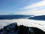 Above It All - Sea of Clouds by regalfoot, Photography->Landscape gallery