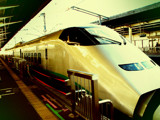 Shinkansen by rforres, Photography->Trains/Trams gallery