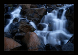 Spirit Of The Rocks by dmk, Photography->Waterfalls gallery