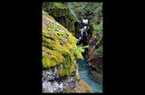 Hanging Into Avalanche Gorge by Nikoneer, photography->waterfalls gallery