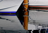 harbor reflections (two) by solita17, Photography->Boats gallery