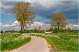Distant Village 2 by corngrowth, photography->landscape gallery