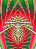 Christmas Fractal by CConn, Abstract->Fractal gallery