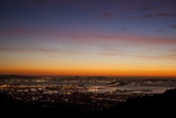 Sunset over San Francisco by whttiger25, Photography->City gallery