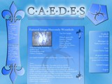 Caedes Website - Fir3BirD by Fir3BirD, Contests->Site Design gallery