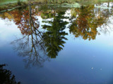Reflection Of Fall by Jims, Photography->Landscape gallery
