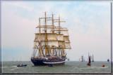 Kruzenshtern Outward Bound by corngrowth, photography->boats gallery