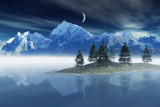 Solitude by ryzst, Computer->Landscape gallery