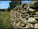 Dry Stone Wall by LynEve, Photography->Landscape gallery