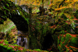 Ossian's Bridge by biffobear, photography->bridges gallery