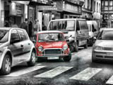 Even a mini can't fit everywhere by unitymike, Photography->Cars gallery