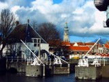 Middelburg (05), Old Lock by corngrowth, Photography->Architecture gallery