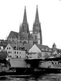 Regensburg by Ramad, contests->b/w challenge gallery