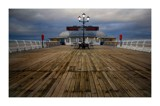 cromer pier (2) by JQ, Photography->Architecture gallery