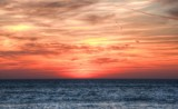 Sunset Glow Over Lake Michigan by tigger3, photography->sunset/rise gallery