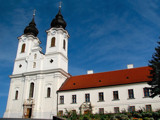 Abbey of Tihany by varkonyii, Photography->Places of worship gallery