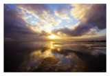 sunrise at Donna Nook by JQ, Photography->Shorelines gallery