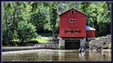 Fishing At The Mill by Jimbobedsel, photography->mills gallery