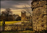 Naworth Castle by Dunstickin, photography->castles/ruins gallery