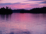 Deep Purple Northern Sunset by Cosens, Photography->Sunset/Rise gallery