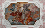 St Johann - Ceiling Fresco No.4 [XXL] by boremachine, Photography->Places of worship gallery