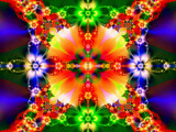 Flower Generator 2 by CK1215, Abstract->Fractal gallery