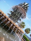 Pineapple Fountain (original) by wencele, Photography->Architecture gallery