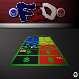 Economic Hopscotch - FRB Style by Jhihmoac, illustrations->digital gallery