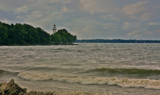 A Sunny Day Gone Bad by Jimbobedsel, Photography->Lighthouses gallery
