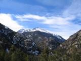 Stones Peak by WinterNight, photography->mountains gallery