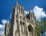 US National Cathedral by phasmid, Photography->Places of worship gallery