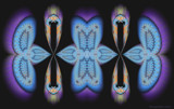 Blue Shadows by Flmngseabass, abstract gallery