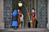 Swiss Guard and a Nun by jeremy_depew, photography->people gallery