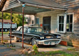 Pre-Restoration Thunderbird by sharonva, Photography->Cars gallery