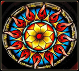 Stained Glass by trixxie17, photography->places of worship gallery