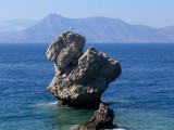 A Rock in the Sea by dimitrisk, photography->water gallery