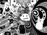 Doodle Good Fun by bfrank, illustrations gallery