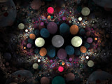 Mr. Bubble by jswgpb, Abstract->Fractal gallery