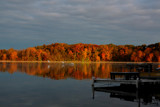 A Chilly Autumn Morning On Silver Lake by tigger3, Photography->Shorelines gallery