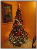 My Christmas tree... by Ravindra077, Holidays->Christmas gallery