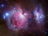 M42: The Great Nebula in Orion. by philcUK, space gallery