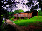 Watson Mill Covered Bridge by G8R, Photography->Bridges gallery