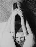 My Own Prison by Digital_Angel, Illustrations->Traditional gallery