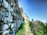 Megalithic lane - SEGNI by Ed1958, Photography->Landscape gallery